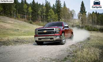 Chevrolet Silverado 2019 prices and specifications in Qatar | Car Sprite