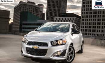Chevrolet Sonic 2019 prices and specifications in Qatar | Car Sprite