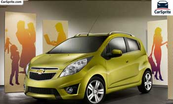 Chevrolet Spark 2019 prices and specifications in Qatar | Car Sprite