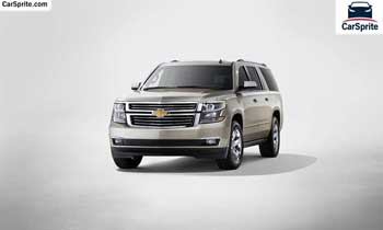Chevrolet Suburban 2019 prices and specifications in Qatar | Car Sprite
