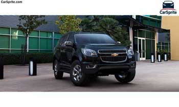 Chevrolet Trailblazer 2019 prices and specifications in Qatar | Car Sprite