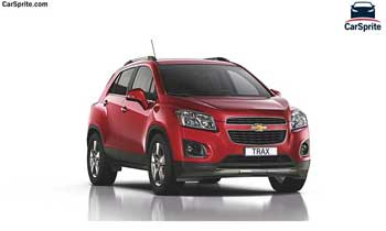 Chevrolet Trax 2019 prices and specifications in Qatar | Car Sprite