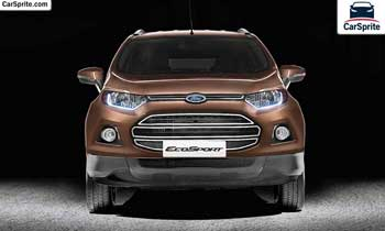 Ford EcoSport 2019 prices and specifications in Qatar | Car Sprite