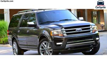 Ford Expedition EL 2019 prices and specifications in Qatar | Car Sprite