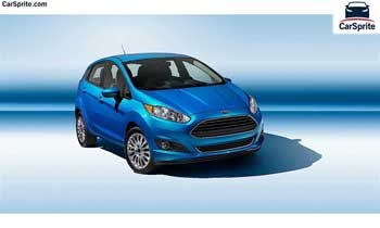Ford Fiesta 2019 prices and specifications in Qatar | Car Sprite