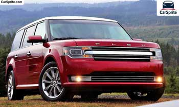 Ford Flex 2019 prices and specifications in Qatar | Car Sprite