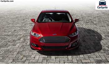 Ford Fusion 2019 prices and specifications in Qatar | Car Sprite