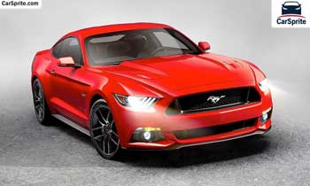 Ford Mustang 2019 prices and specifications in Qatar | Car Sprite