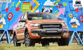 Ford Ranger 2019 prices and specifications in Qatar | Car Sprite