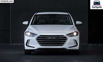 Hyundai Elantra 2018 prices and specifications in Qatar | Car Sprite