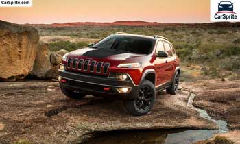 Jeep Cherokee 2019 prices and specifications in Qatar | Car Sprite