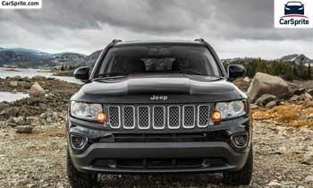 Jeep Compass 2017 prices and specifications in Qatar | Car Sprite