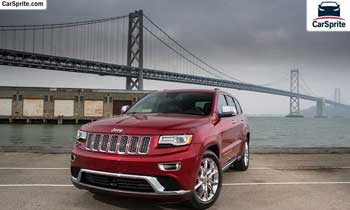 Jeep Grand Cherokee 2019 prices and specifications in Qatar | Car Sprite