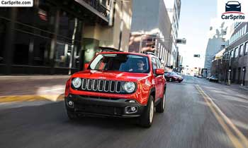 Jeep Renegade 2019 prices and specifications in Qatar | Car Sprite