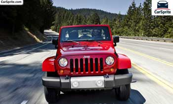 Jeep Wrangler Unlimited 2018 prices and specifications in Qatar | Car Sprite