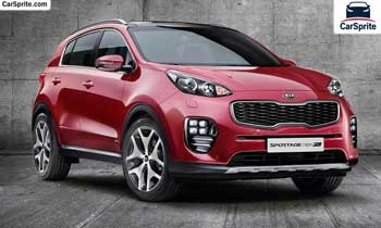 Kia Sportage 2018 prices and specifications in Qatar | Car Sprite