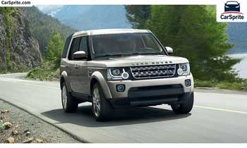 Land Rover 2018-2019 car prices and specifications in Qatar