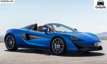 McLaren 570S Spider 2018 prices and specifications in Qatar | Car Sprite
