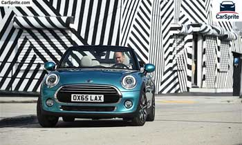 Mini Convertible 2019 prices and specifications in Qatar | Car Sprite