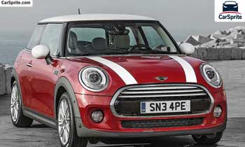 Mini Hatch 2019 prices and specifications in Qatar | Car Sprite