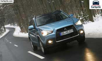 Mitsubishi ASX 2017 prices and specifications in Qatar | Car Sprite