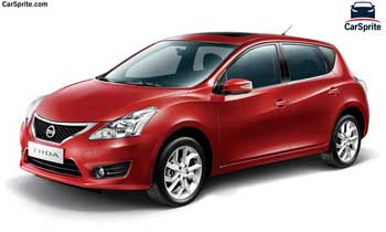 Nissan Tiida 2018 prices and specifications in Qatar | Car Sprite