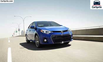Toyota Corolla 2017 prices and specifications in Qatar | Car Sprite